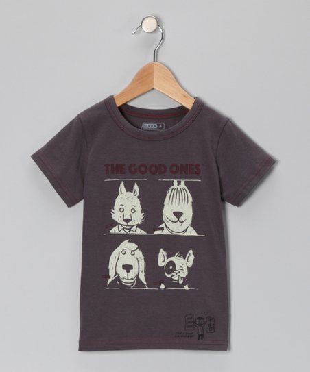 Gray Subway Tee - Toddler & Boys