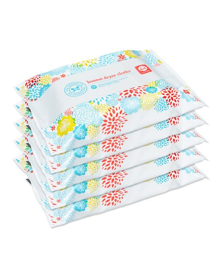 Reusable Dryer Cloth - Set of Five
