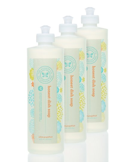 16-Oz. Dish Soap - Set of Three