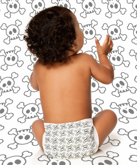 Skulls Premium Nontoxic Disposable Diaper Pack