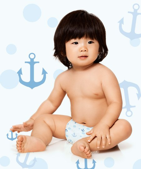 Anchors Premium Nontoxic Disposable Diaper Pack