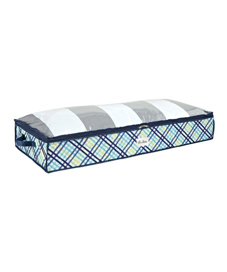 Garden Gingham Under-Bed Storage Bag