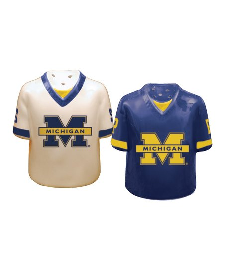 Michigan Wolverines Salt & Pepper Shakers