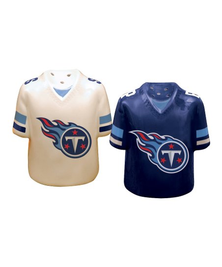 Tennessee Titans Salt & Pepper Shaker Set