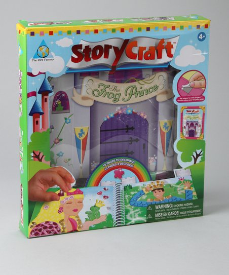 The Frog Prince StoryCraft Kit