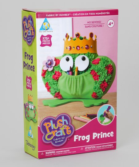 Frog Prince PlushCraft Kit