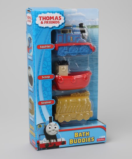Thomas & Friends Bathtub Buddies Set