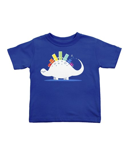 Royal Blue Xylosaurus Tee - Toddler & Kids