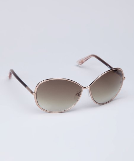 Rose & Gold Sunglasses