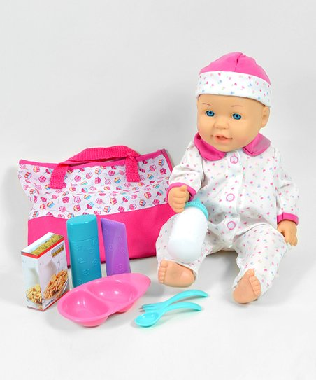 Potty Time Baby Doll Set