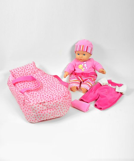 Newborn Baby Doll Set