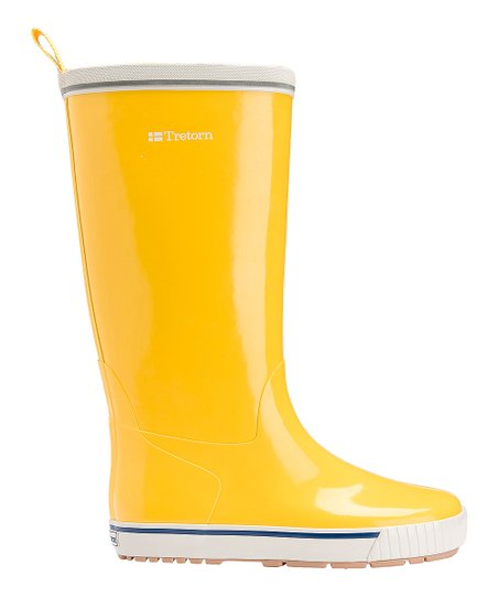 Yellow Skerry Reslig Rain Boot - Women