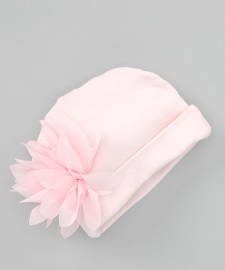 Pink Bridget Beanie