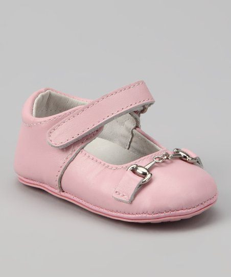 Pink Buckle Mary Jane