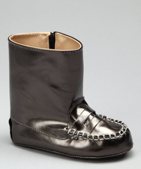 Pewter Boot