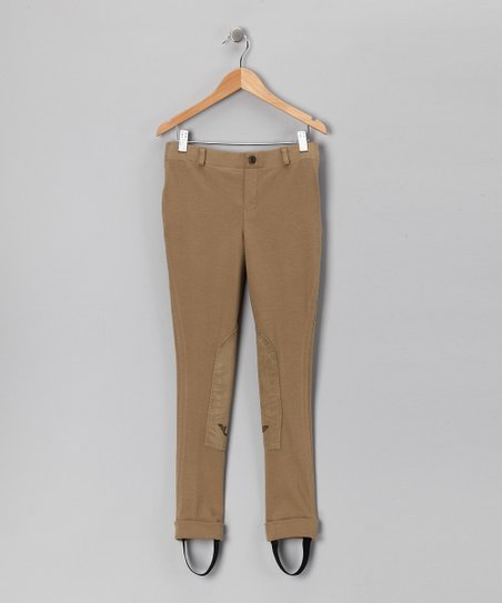 Sand Starter Low-Rise Jodhpurs - Toddler & Girls