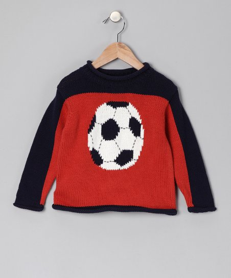 Clay Soccer Sweater - Boys