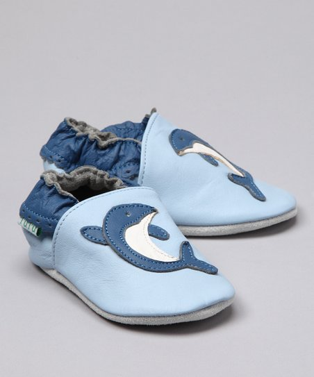 Blue Dolphin Leather Booties