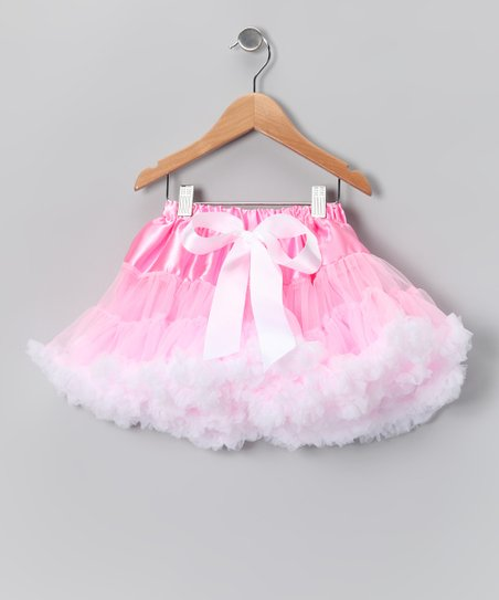 Light Pink Pettiskirt - Toddler &amp; Girls