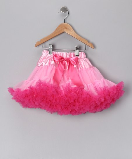 Pink Twist Pettiskirt - Infant, Toddler & Girls