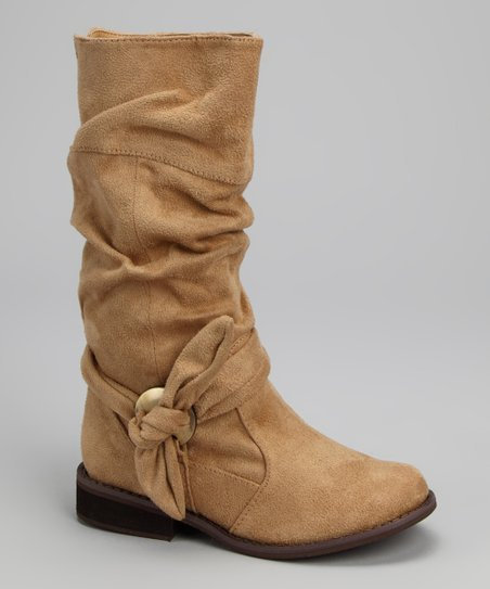 Two Lips Shoe Company Natural Too Bootleg Boot