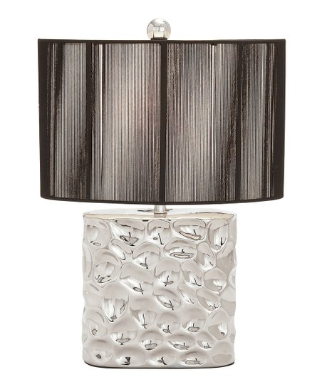 Contemporary Dimple Table Lamp