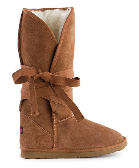 Chestnut Micha High Boot - Women