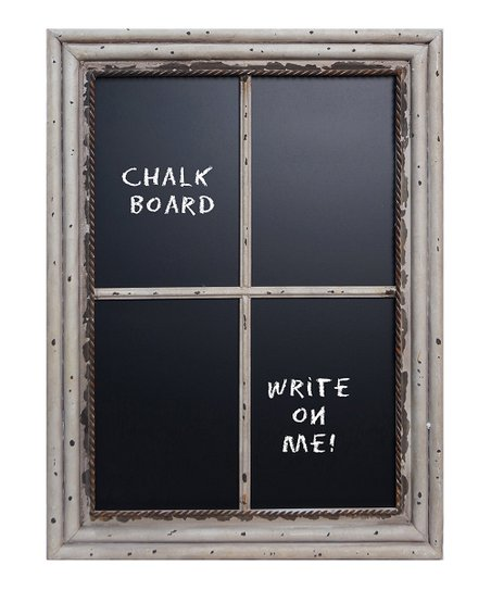Window Pane Chalkboard