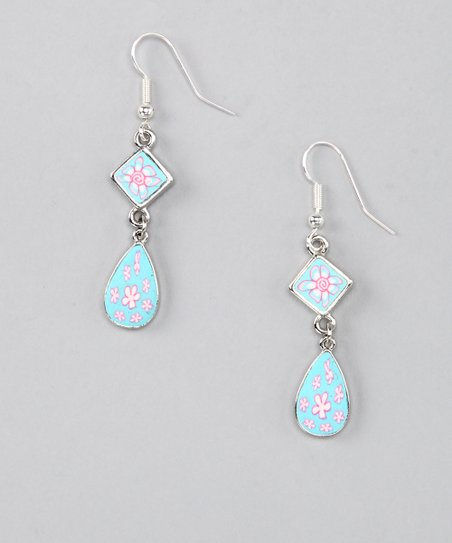 Precious Teardrop Earrings
