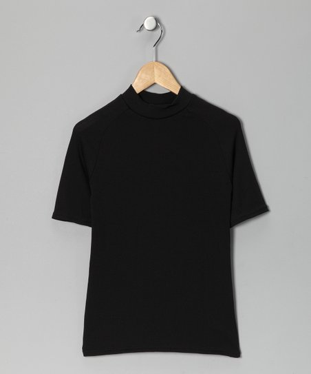 Black Wikmax®® Short-Sleeve Shirt