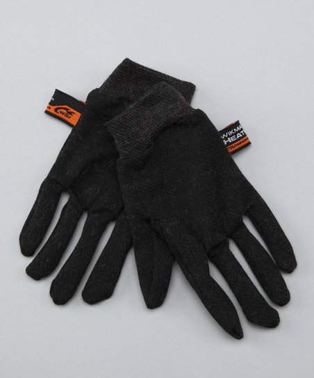 Black HEATR® Glove Liners