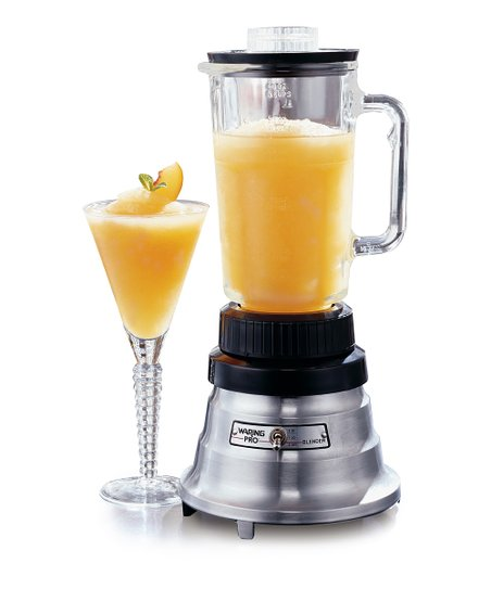 Brushed Steel Professional Bar Blender