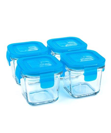 Blueberry 4-Oz. Wean Cube - Set of Four