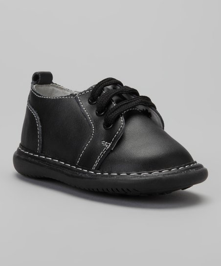 Black Squeaker Shoe