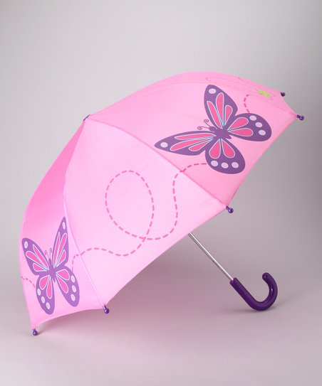 Pink Wings Umbrella