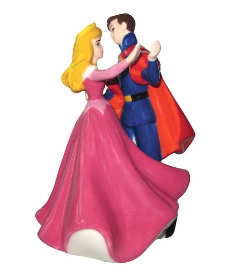 Sleeping Beauty & Prince Salt & Pepper Shakers