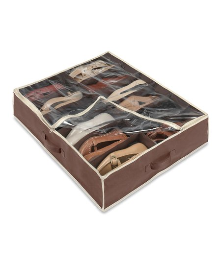 Java Underbed Shoe Organizer
