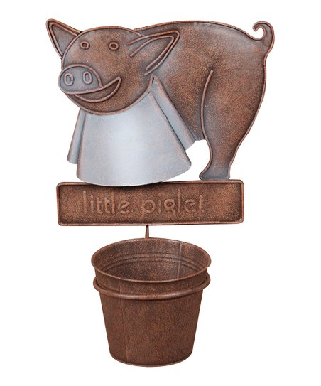Pig Pot Wall Art