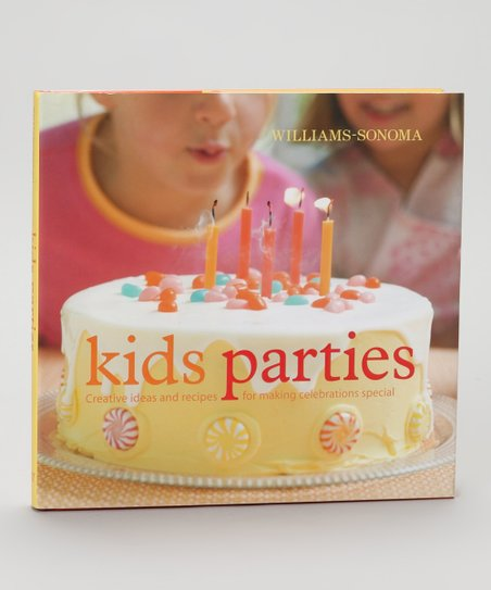 Kids Parties Hardcover