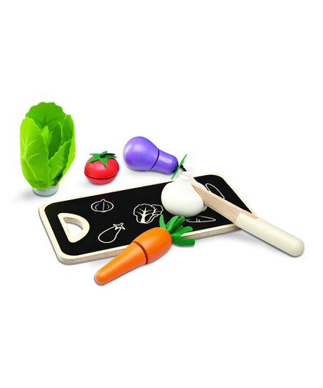 Five Colors Vegetables Set