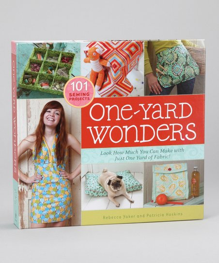 One-Yard Wonders Hardcover