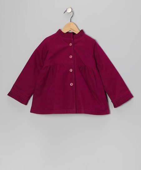 Pink Jacket - Toddler & Girls