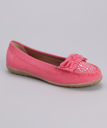 Pink Katia Loafer