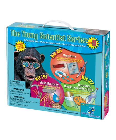 Clouds, Magnetism & Static Electricity Kits Set