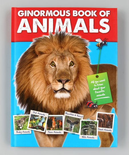Ginormous Book of Animals