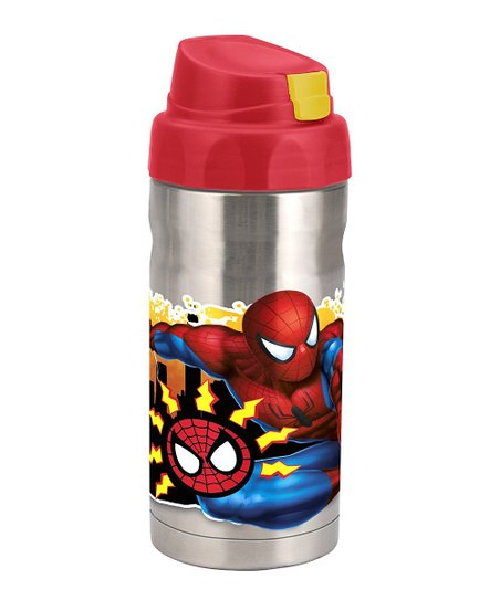 Spider-Man 12-Oz. Stainless Steel Canteen