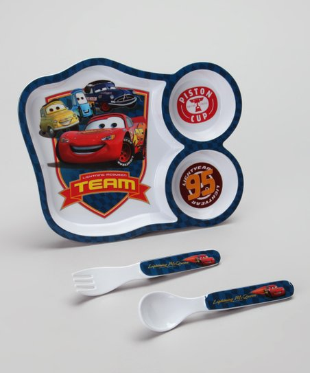 Cars Dining Set