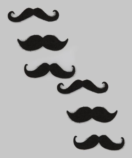 Mustache Magnet Set