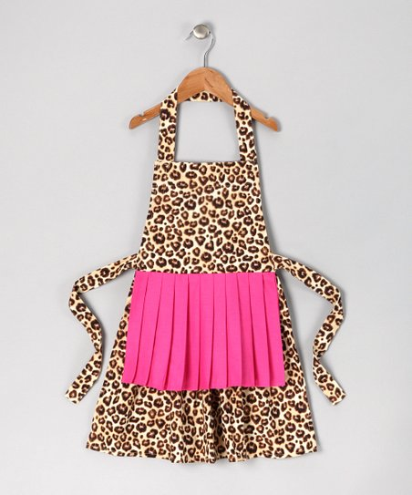 Cat&#039;s Meow Jessica Apron - Kids
