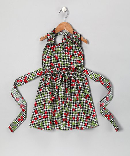 Georgie Girl Delilah Apron - Kids
